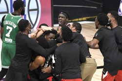 Anunoby Toronto Raptors Boston Celtics Nba Playoffs Kawhi Leonard Clippers Nuggets