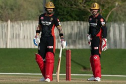 Ipl 2020 Karthik Meiyappan Ahmed Raza Know About Royal Challengers Bangalore S New Trainees