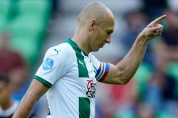 Robben S Eredivisie Comeback Ends Early As Groningen Go Down To Psv