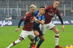 Milan And Inter Lined Up For Coppa Italia Showdown