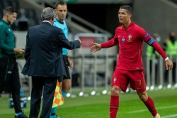 Fernando Santos Cristiano Ronaldo Portugal Cannot Better Without Best World