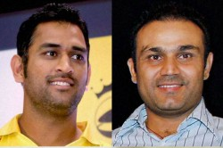 Ipl 2020 Watching Ms Dhoni Back In Action Would Be A Delight Says Virender Sehwag