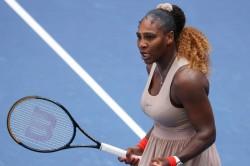 Us Open 2020 Serena Williams Survives Huge Sakkari Scare