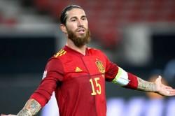 Sergio Ramos Spain Germany Fightback Nations League
