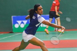Pv Sindhu Pulls Out Of Uber Cup Finals Citing Personal Reasons