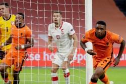 Steven Bergwijn Netherlands Poland Nations League Ronald Koeman