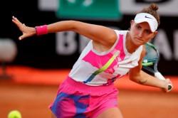 Strasbourg Wta Svitolina Into Semi Finals Rain Forces Sabalenka Siniakova Off