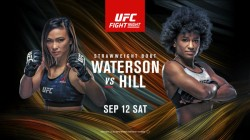Ufc Vegas 10 Waterson Vs Hill Fight Card Date Start Time And Where To Watch