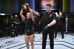 Ufc Vegas 10 Results Waterson Earns Split Decision Over Hill Azaitar Stops Worthy In A Flash