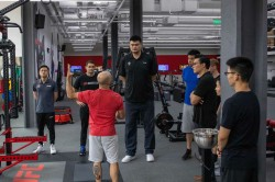 Ufc Named Official High Performance Advisor To The Chinese Olympic Committee