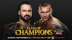 Clash Of Champions 2020 Spoiler On Wwe Title Ambulance Match