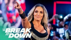 Wwe Legend Trish Stratus Open To Come Out Of Retirement To Face Sasha Banks