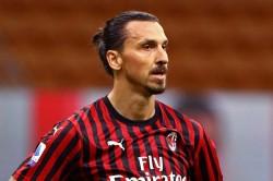 Zlatan Ibrahimovic Tests Positive For Coronavirus Milan Confirm