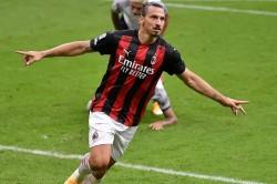 Zlatan Ibrahimovic Champion Milan At Best Stefano Pioli