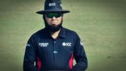 Afghanistan Umpire Bismillah Jan Shinwari Reportedly Dead In Car Blast Opener Najeebullah Tarakai H