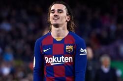 Rumour Has It Antoine Griezmann New Contract Barcelona