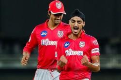 Ipl 2020 Kxip Vs Srh Highlights Arshdeep Jordan Strike Late As Kings Xi Punjab Notch Up Fourth