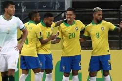 Brazil Bolivia Conmebol World Cup Qualifying Firmino Neymar Coutinho Marquinhos