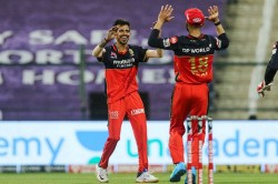 Ipl 2020 Kkr Vs Rcb Highlights Siraj Chahal Shine As Bangalore Demolish Kolkata By 8 Wickets