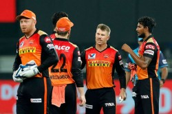 Ipl 2020 Warner Admits Being Nervous When Pooran Was Smashing The Ball Out Of The Park