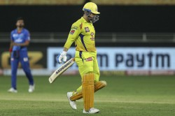 Ipl 2020 Dhoni Urges Csk To Pull Things Back