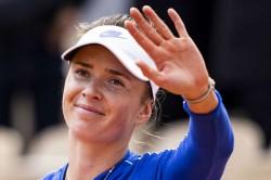 French Open 2020 Womens Singles Elina Svitolina Simona Halep Kiki Bertens