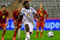 Belgium 1 1 Ivory Coast Kessie Ends Red Devils Winning Streak