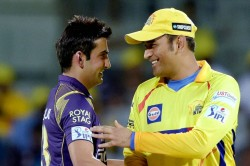 Ipl 2020 Would Not Be Surprised If Ms Dhoni Is Retained As Csk Captain In 2021 Gambhir