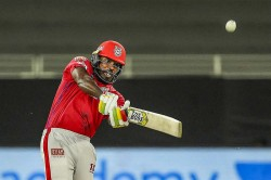 Chris Gayle Hits First Six Of Super Over But Says This Player Is Kings Xi Punjab S Real Star