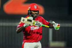 Ipl 2020 Chris Gayle Provides The Spark To Kxip Innings