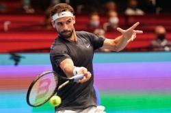 Vienna Open Grigor Dimitrov Beats Stefanos Tsitsipas Dominic Thiem Play Andrey Rublev