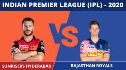 Ipl 2020 Srh Vs Rr Match 26 Updates Rajasthan Royals Sunrisers Hyderabad