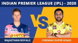 Ipl 2020 Csk Vs Rr Match 37 Toss Playing Xi In His 200th Ipl Game Csk Skipper Dhoni Opts To Ba