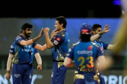 Ipl 2020 Kkr Vs Mi Rohit Sharma S Strategy Pays Off As Jasprit Bumrah Outfoxes Andre Russell