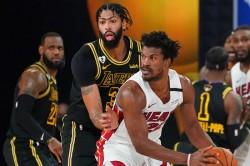 Nba Finals Lakers Heat Butler