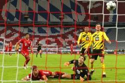 Bayern Munich Borussia Dortmund Super Cup Report Kimmich Late Winner