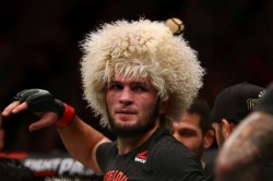Ufc 254 Results Khabib Nurmagomedov Submits Justin Gaethje And Announces His Retirement