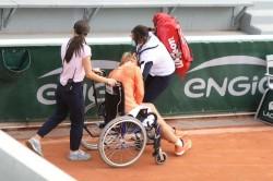 French Open 2020 Wta Wra Bertens Blasted Errani Azarenka Gauff Eliminated