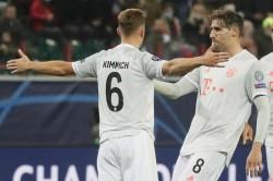 Lokomotive Moscow Bayern Munich Champions League Joshua Kimmich