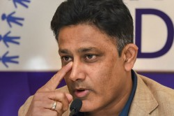 Wishes Pour In As Anil Kumble Turns