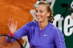 French Open 2020 Petra Kvitova Into Fourth Round For First Time Since 2015 Kenin Cruises
