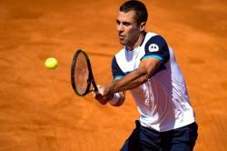 Sardegna Open Laslo Djere Beats Marco Cecchinato