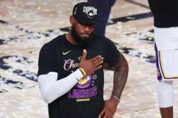 Nba Finals Finals Mvp Lebron James La Lakers