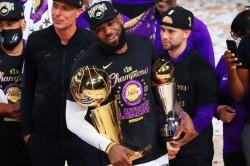 Nba Finals Lebron James Respect La Lakers