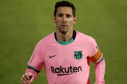 Rumour Has It Man City Lionel Messi Barcelona