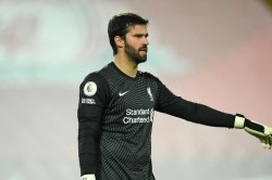Alisson 100 Per Cent Fit For Liverpool Swift Injury Recovery