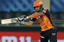 Ipl 2020 Rr Vs Srh High Time For Us To Perform Man Of The Match Manish Pandey