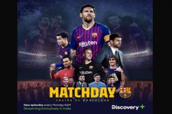 Discovery Plus Premieres Sports Docuseries Matchday Inside Fc Barcelona