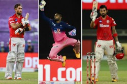 Ipl 2020 Kxip Vs Rr Match 50 Maxwell Samson Rahul And Gopal Chase These Milestones
