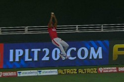 Mayank Agarwal S Superman Effort Leaves Kings Xi Punjab Fielding Coach Jonty Rhodes Stunned